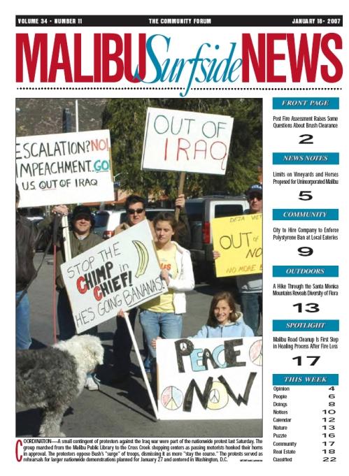 Malibu Protest 2
