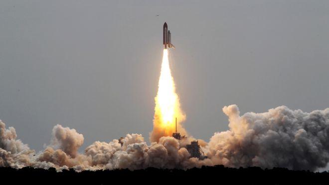 launch of space shuttle atlantis - photo #23