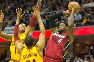 Miami Heat v Cleveland Cavaliers