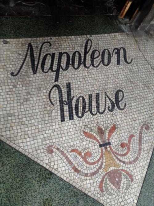 Local legend has it that Napoleon Bonaparte's
