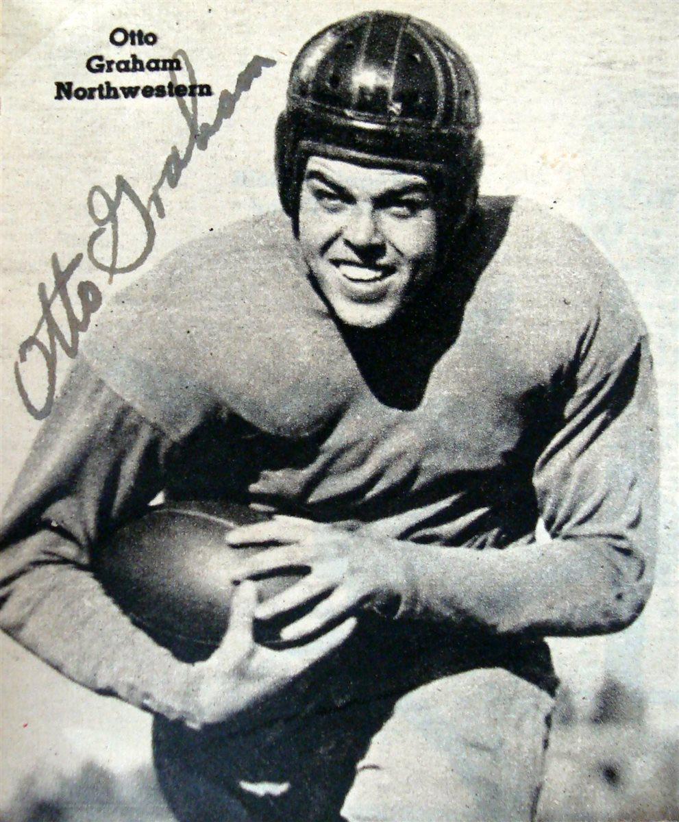 quarterback   Otto Graham Otto Graham Facemask