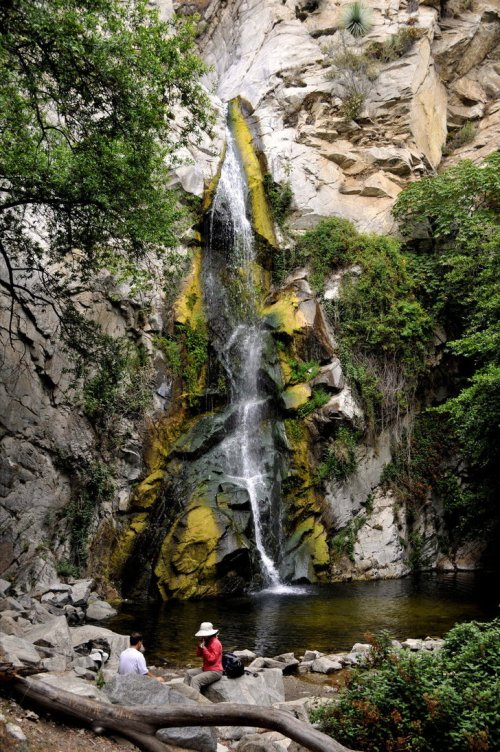 Sturtevant Falls, Photo by Andy Serrano