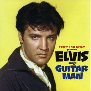 Elvis Guitar Man