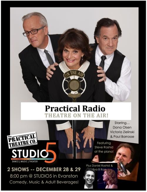 Radio Show Poster #2